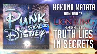 """The Lion King"" - Hakuna Matata (Punk Goes Disney) ""Post-Hardcore Cover"""