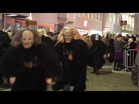 Krampus in Osttirol 2012