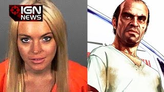 Lindsay Lohan Intensifies GTA V Lawsuit - IGN News