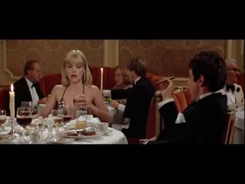Scarface Dinner video