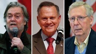 Republicans split over who
