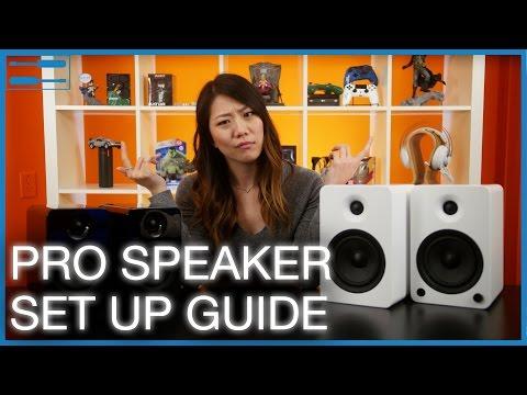 Pro Speaker Setup Guide ft Kanto YU4. YU6. + Sub8