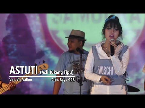 Via Vallen - ASTUTI (Official Music Video)