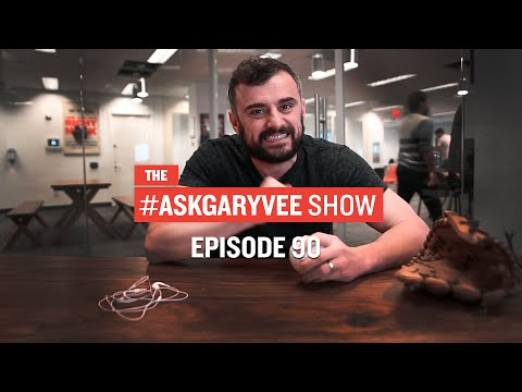 #AskGaryVee Episode 90: Facebook Video Views, Leaving the Family Business, & eBay