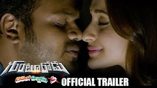 Gunturodu Movie Theatrical Trailer | Manchu Manoj | Pragya Jaiswal | #GunturoduTrailer