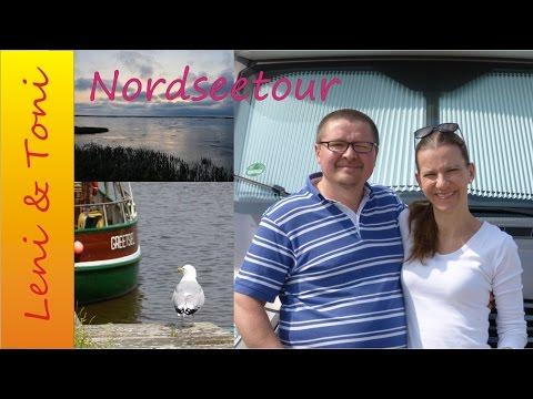 Leni & Toni on tour: mit dem Wohnmobil an die Nordsee | unser Reisebericht