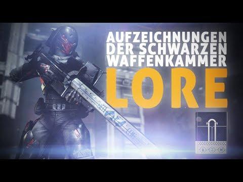 EASY LORE FARMEN - Aufzeichnungen der Schwarzen Waffenkammer - Destiny 2 Forsaken #1
