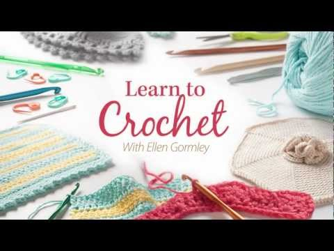 Learn How to Crochet with Annie's Online Classes