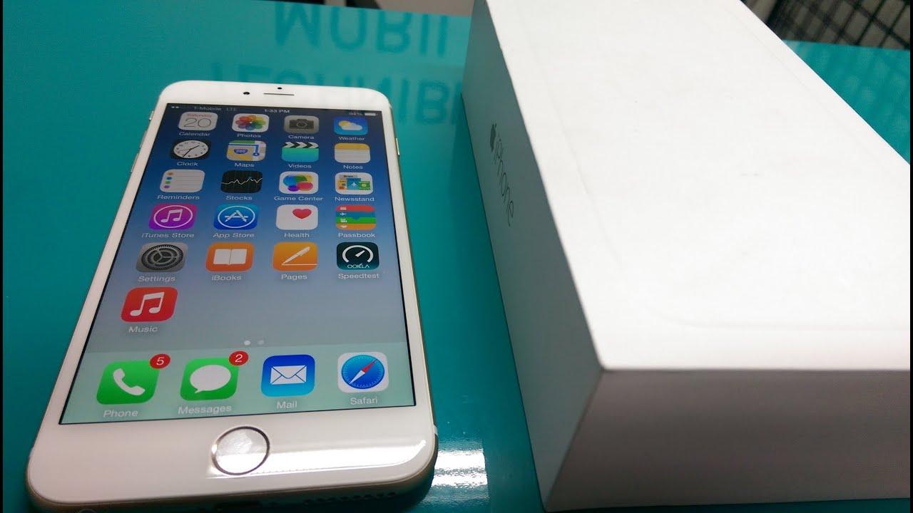 Screenshot Iphone 6s >> Apple iPhone 6 Plus Full In Depth Review - YouTube