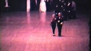 Inaugural Ball of Gov. George Wallace, 1963- Grand March-Part One