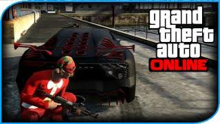 GTA 5 Online - Мисия | Разбиваме сейф