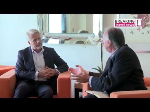 Travel Talk: David Thomson, chief operating officer, JA Resorts & Hotels, Dubai (Part 1)