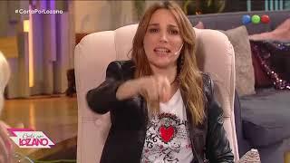 Cristina del Valle habló de todo en el diván - Cortá por Lozano 2019