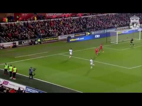 Simon Mignolet vs Swansea City • 2015