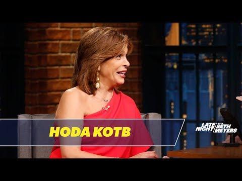 Hoda Kotb Talks About I've Loved You Since Forever