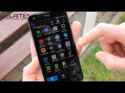 HTC Butterfly - обзор смартфона - Delaite.by