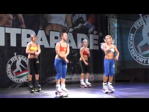 Kangoo Jump In Fitparade