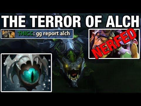 THE TERROR OF ALCHEMIST - Draskyl Plays Viper - Dota 2