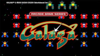Watch Me Play Some Galaga | Old School Friday