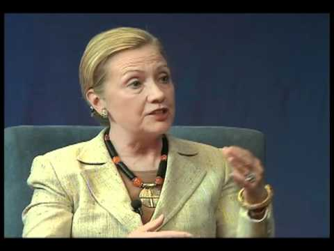 "Secretary Clinton Gives Interview on Zambian Current Affairs Show, ""Africa 360"""