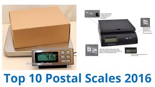 10 Best Postal Scales 2016