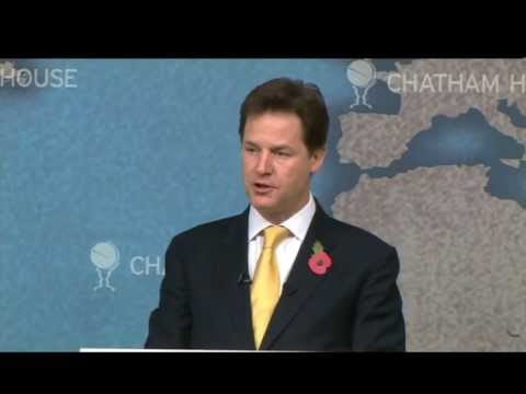 Nick Clegg: Labour stance on EU 'dishonest' and 'hypocritical'