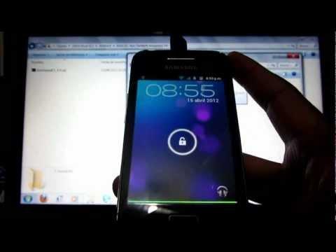 Imaginary Rom V4 para Galaxy Ace (Español Mx)
