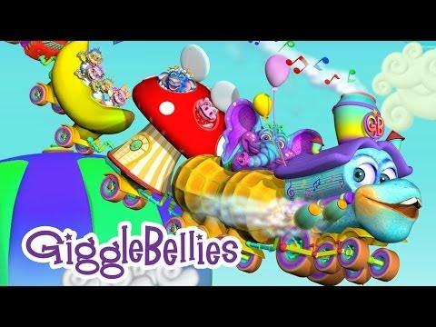 GiggleBelly - Trenuletul GiggleBelly