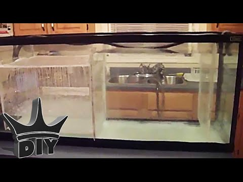 HOW IT WORKS: DIY aquarium filter