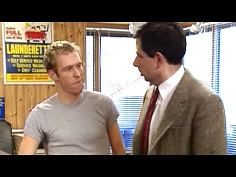 Mr Bean - Bully in the Launderette