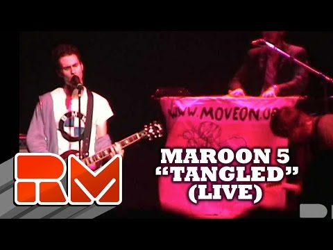 Maroon 5: Tangled (Live) - RMTV Official