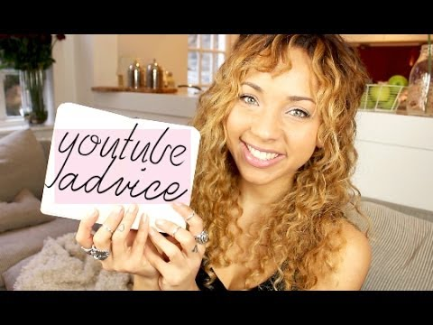 How to start Youtube & get noticed ♡ Tips + tricks