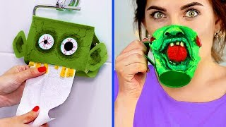 12 Zombie DIYs You Have To Try!