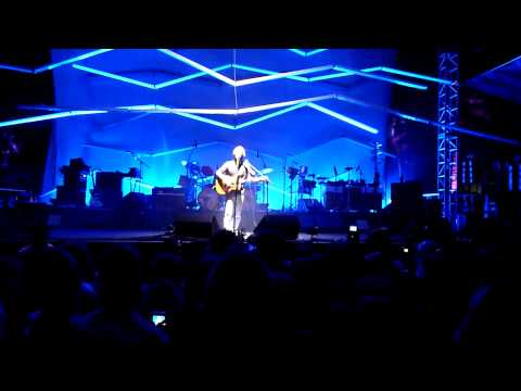 Thom Yorke / Atoms for Peace - Give Up The Ghost - Coachella 2010 @ Outdoor Theatre Part 10/16 Video