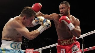 Legendary Boxing Highlights: Golovkin vs Brook