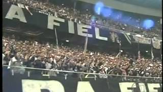 Crazy fans of Corinthians World Cup Japan 2012 FIFA clubs