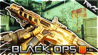 THE MOST OVERPOWERED GUN MAXED OUT! | UNLOCKING GOLD ICR-7 (Black Ops 4 Road To Gold ICR-7)