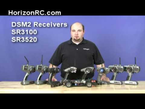HorizonRC.com How-To: Bind Your Spektrum Transmitters and Receivers