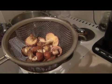 Как готовить маслята - видео