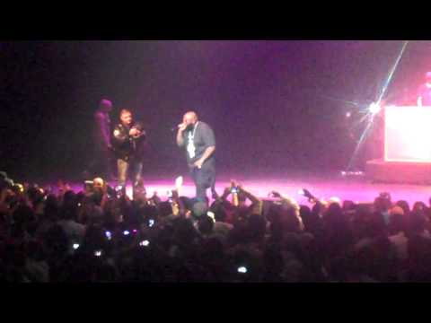 Rick Ross Brings Out Wale&Meek Mill To Perform