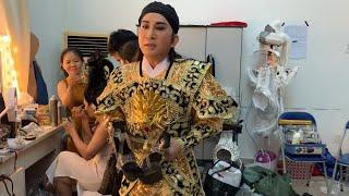 Kim Tử Long Rao Giá Giày Cao Gót Của Ngọc Huyền Trong Hậu Trường
