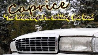 Regular Car Reviews: 1992 Chevrolet Caprice