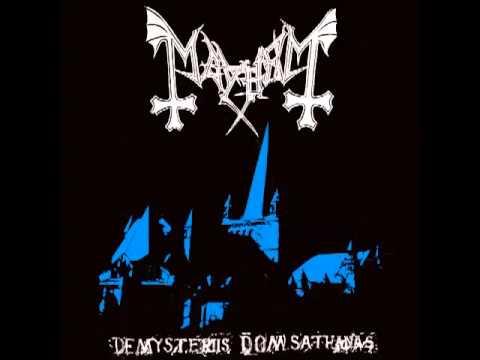 Mayhem - De Mysteriis Dom Sathanas 1994 Full Album