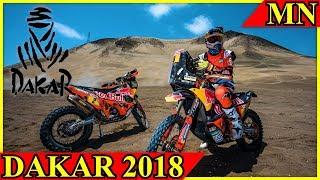 Dakar 2018 - Vorbericht zur Rally | Motorrad Nachrichten