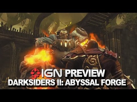 Darksiders II: Abyssal Forge DLC Preview