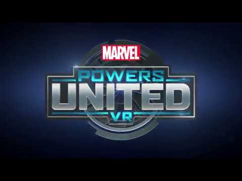 Обзор Marvel: Power United VR
