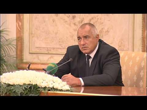 Бойко Борисов: Чрез Туркменистан можем да постигнем реална енергийна диверсификация