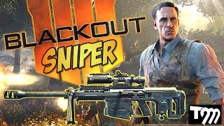 BLACKOUT Best SNIPER Plays & Moments (Call of Duty: Black Ops 4) #CODTopPlays