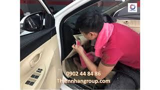 Vệ sinh nội thất ô tô quận Gò Vấp