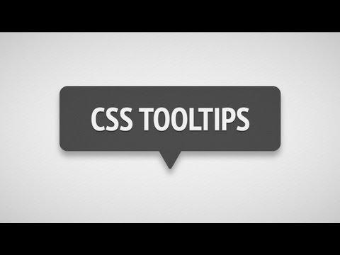 Всплывающие подсказки на CSS